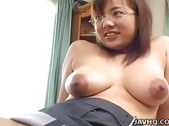 Busty japanese babe fucked at home uncensored tubes