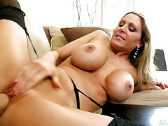 Livegonzo julia ann mom loves anal tube