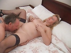 Mature couple fucks in a hardcore porn video tubes