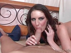 Sucking long dick and sitting on it reverse cowgirl tubes