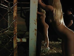 Punished blonde beauties tubes
