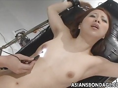 Japanese babe bond and filled tubes