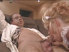 Naked maid with sexy blonde hair fucked hardcore tubes