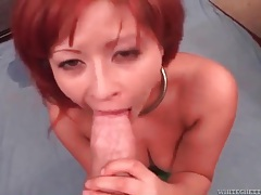 Chubby redhead titjob and shaved vagina fuck tubes