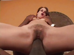 Interracial titjob leads to a good interracial fuck tubes
