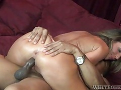 Richelle ryan interracial hardcore sex in high heels tubes