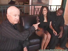 Interracial swingers screwing wild tubes