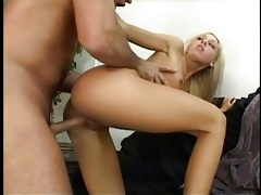 Skinny girl with long blonde hair fucked hardcore tubes