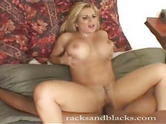 White milf with sexy fake tits does bbc fucking tubes