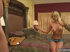 Mature blonde milf gets hard anal fuck tubes