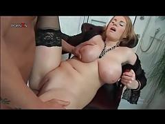Amazing big natural boobs on hottie he butt fucks tubes