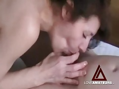 He films his wife sucking dick and fucking lustily tubes