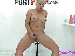 Busty blonde from the czech republic tubes