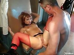 Horny slut katja kassin throat and ass fucked tubes