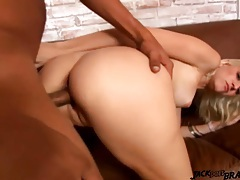 Brazilian fucked in the vagina until he cums tubes