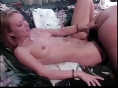 Lesbian strapon riding and finger fucking in 69 tubes