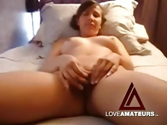 He pulls her hair when fucking his gf from behind tubes