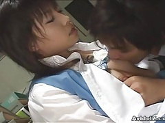 Hot japanese secretary pounded by her boss uncensored tubes