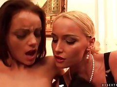 Big dick fucks beauty in pov as her friend watches tubes