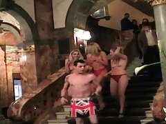 Hidden camera clip show from playboy tv tubes
