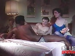 Retro bisexual video with guys sucking cock tubes