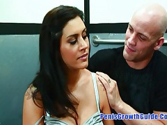 Great titties latina had a cream inside tubes
