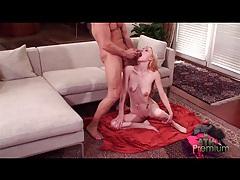 Blonde teen doggystyle hardcore sex scene tubes