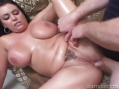 Cumshots and creampies fill compilation tubes