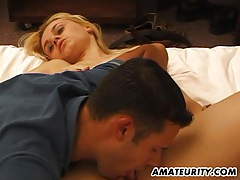 Amateur girlfriend homemade ass to mouth tubes