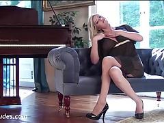 Sara stevens in classic tubes