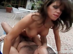 Hot body milf on top for outdoor ass fucking tubes