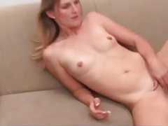 Threesome with close up on her anal fuck tubes
