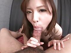 Japanese sweetheart rims his asshole tubes