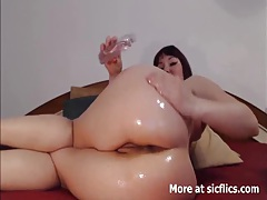 Extreme anal fisting and pissing whore tubes