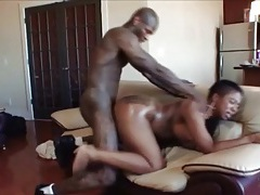 Hardcore sex with heavily tattooed black girl tubes
