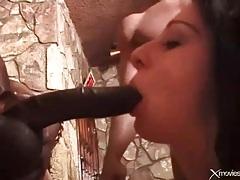 Slut strips naked for hot gangbang sex tubes