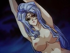 Monsters and bondage in kinky hentai porn tubes