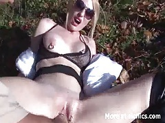 Extreme outdoor fist fucking orgasms tubes