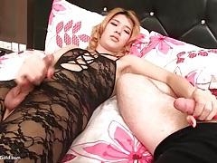 Tranny lisha masturbation tubes