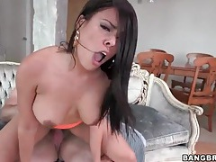 Curvy luna star rides cock with wet pussy tubes