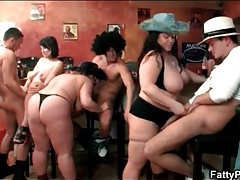 Bbw bar girls suck dick and get laid tubes