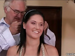 Husband gives young wife new man for gift tubes