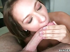 Cocksucking brunette slut callie calypso tubes