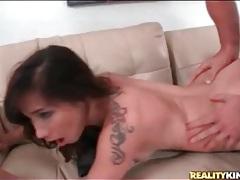 Sakura sucks and fucks big cock tubes