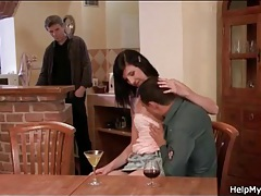She cheats with permission in cuckold porn tubes