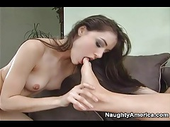 Sasha grey sucks his dick and fingers his ass tubes