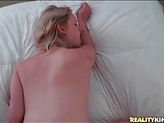 Fat butt jiggles in hardcore doggystyle sex scene tubes