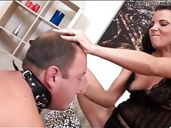 Demanding mistress loves facesitting fun tubes