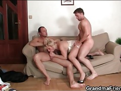 Mature laid in sexy threesome porn video tubes