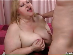 Reality porn with eager bbw cocksucker tubes